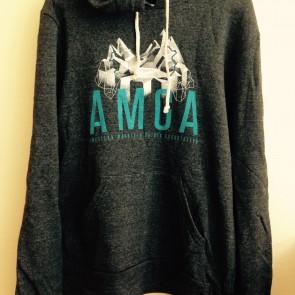 black AMGA sweatshirt