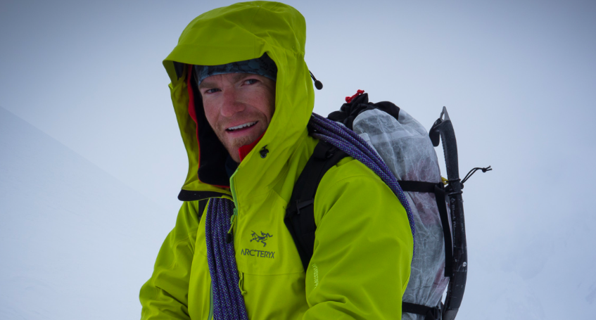 Mark Smiley becomes an American Mountain Guide