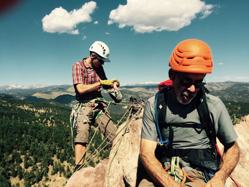 online for sale save off special sales AMGA Guide Rob Coppolillo Reviews the Mammut 9.5 Infinity ...