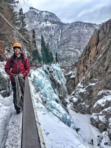 Ouray Ice Park Image